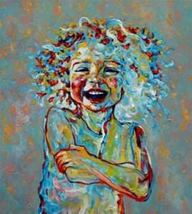 sourire heureux